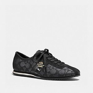 Coach Ivy Monogram Sneakers
